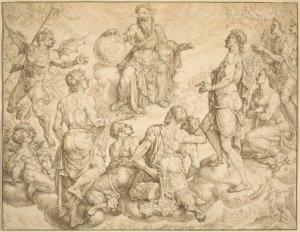 Heemskerck drawing