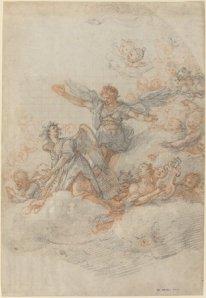 Zuccaro drawing