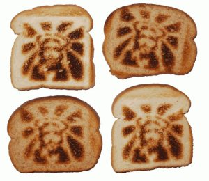 The Lord on your toast
