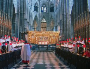 Photo of Westminster Abbey choir by geo pixel